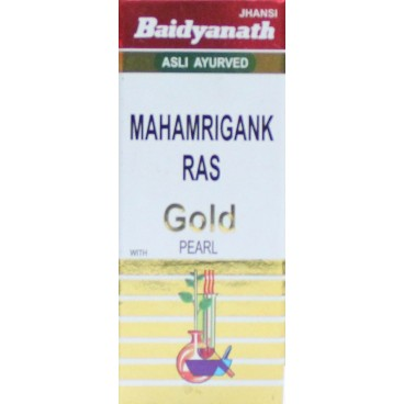 Mahamrigank Ras (With Gold and Pearl)