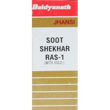 Sootshekhar Ras-1 (With Gold)