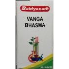Vanga Bhasma