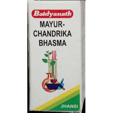 Mayur Chandrika Bhasma