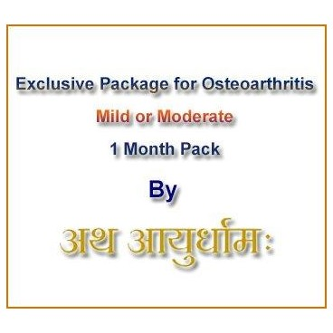 Exclusive Package for Osteoarthritis (Mild to moderate)