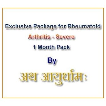 Exclusive Package for Rheumatoid Arthritis (Severe)