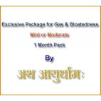 Exclusive Package for Spondylitis (Gas / Bloatedness)