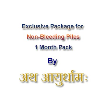 Exclusive Package for Non-Bleeding Piles