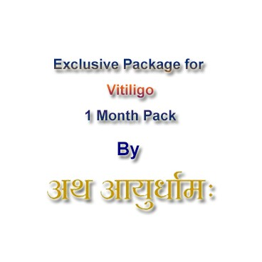 Exclusive Package for Vitiligo