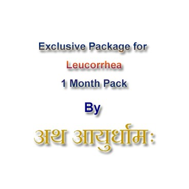 Exclusive Package for Leucorrhea