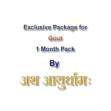 Exclusive Package for Gout
