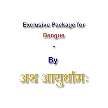 Exclusive Package for Dengue