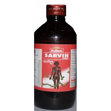 Sarvin Syrup